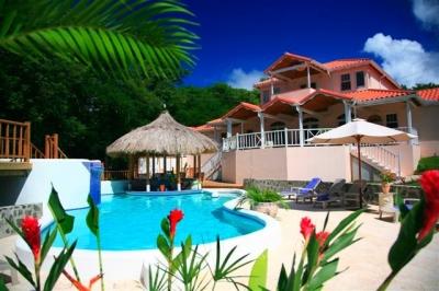 Beau Rivage - Luxurious, Ocean View Villa