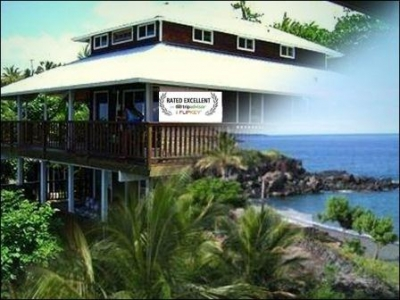 AWARD WINNING HOME-PANORAMIC Ocean Views-Beach