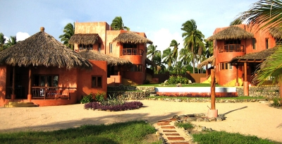 Playa La Saladita Rentals,La Chuparosa de Saladita