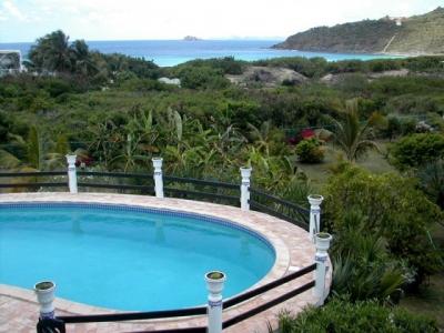 Mahogany, Guana Bay