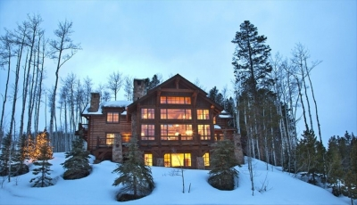 Magnificent Home, Top of the Mountain