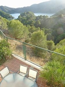 Lake View At Zahara De Istan 7 Mins From Marbella In