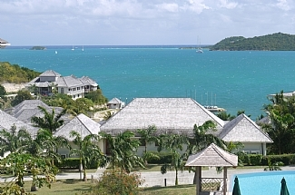 Coconut House in Nonsuch Bay Resort, Antigua