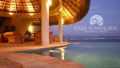 Casa Acantilada In Manzanillo Mexican Riviera
