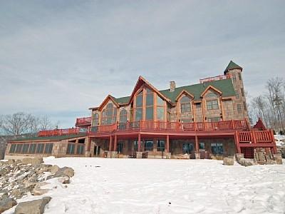 Ski Esta In Sunday River Maine
